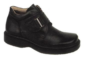 Sepatu Hitam Dari Kulit