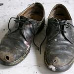 Aku dan Sepatu Usang