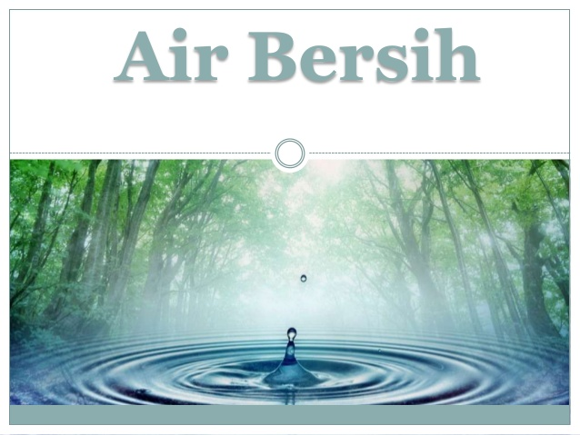 Air dan Kehidupan, Untuk Indonesia yang Lebih Sehat