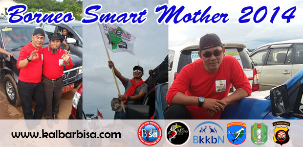 Borneo Smart Mother 2014