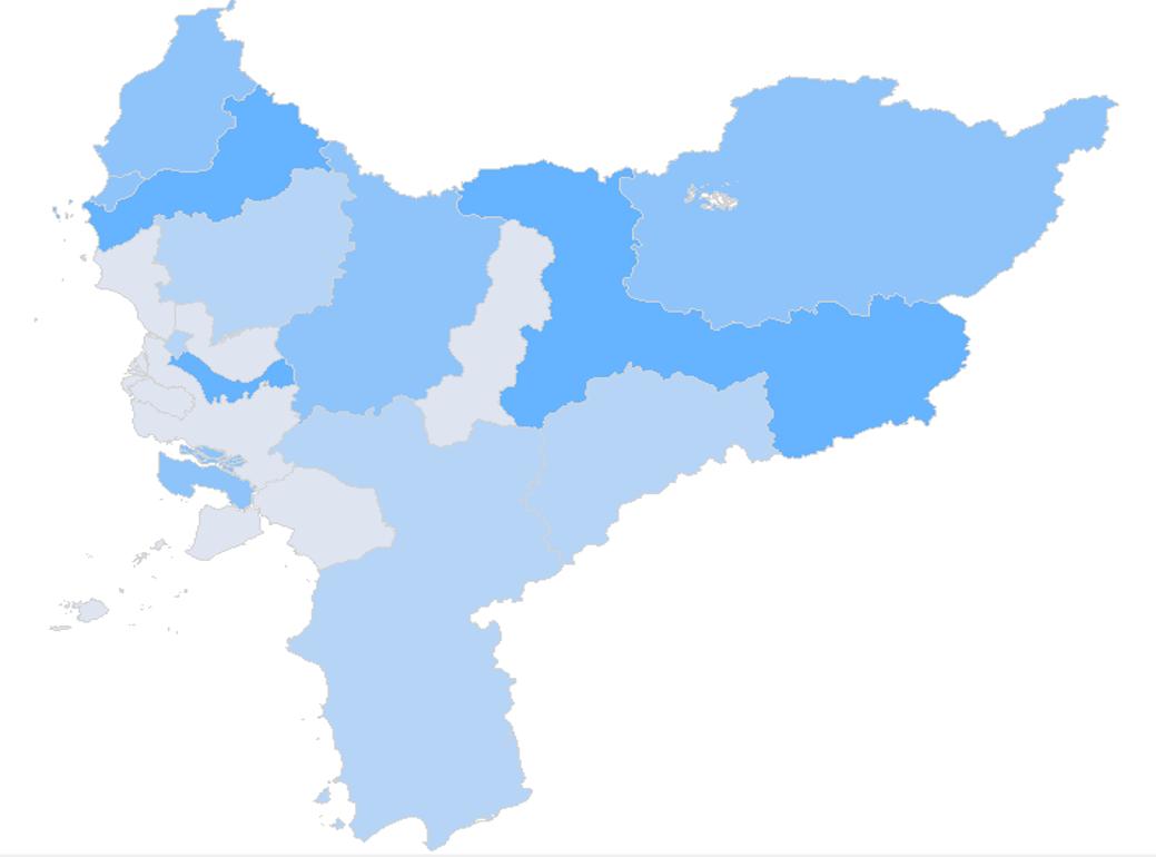Pengenalan Aplikasi Pemetaan dengan DevInfo