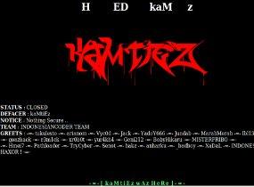 Hacker Vietnam & Hacker Indonesia Serang situs Malaysia