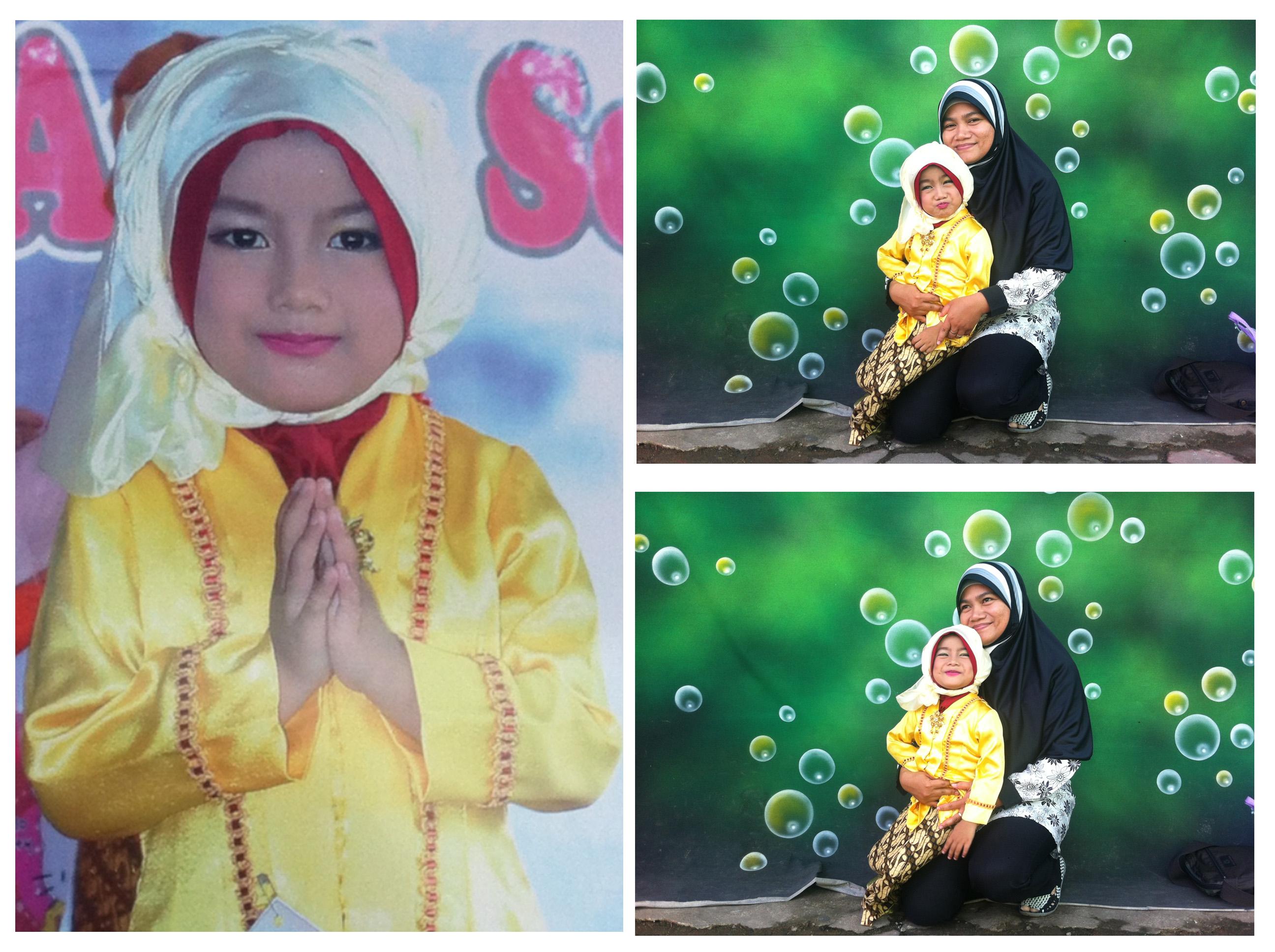 Hafiza Rayhani Putri itu Anakku…