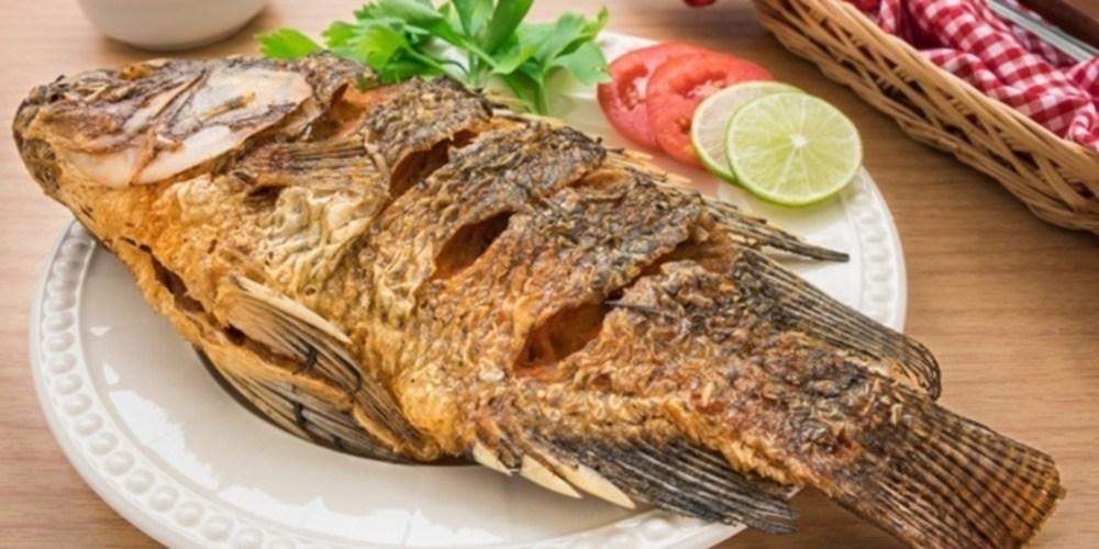 Stroke disebabkan oleh Ikan Goreng