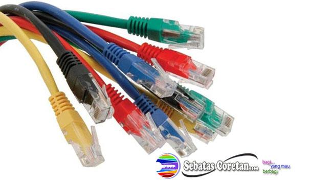 Mengenal jenis kabel jaringan lokal atau LAN