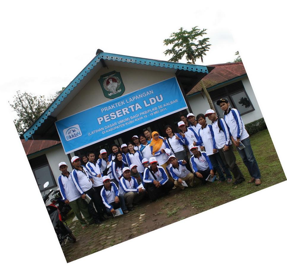 Latihan Dasar Umum (LDU) bagi PLKB di Provinsi Kalimantan Barat