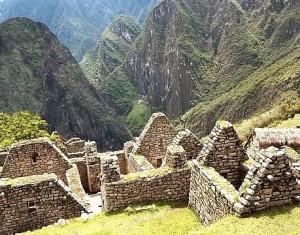 Machu Picchu (kota hilang part 1)