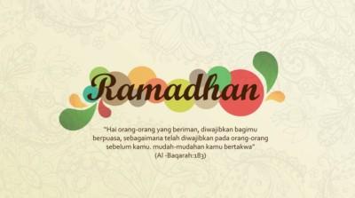 Marhaban YA Ramadhan (Ramadhan Mubarak)