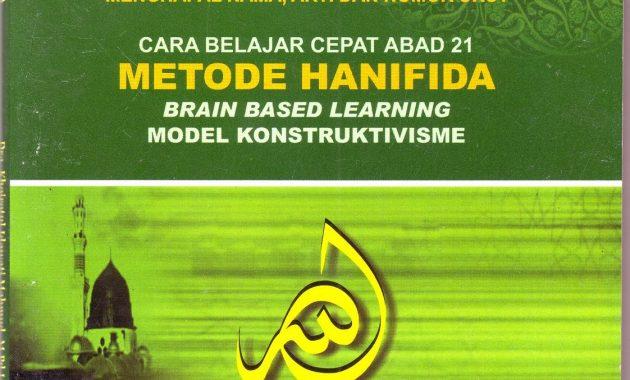 Hanifida Metode Baru cara cepat menghafal Al-quran