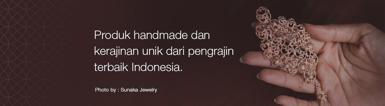 Rumahnya Produk Handmade Indonesia yang terkurasi