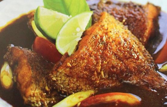 Resep Semur dan Asam Pedas Ikan dari Singkawang