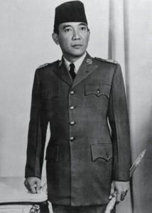Presiden Pertama, Ir. Soekarno (1945-1966)
