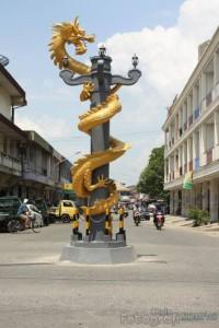 Singkawang – Kontraversi Patung Naga
