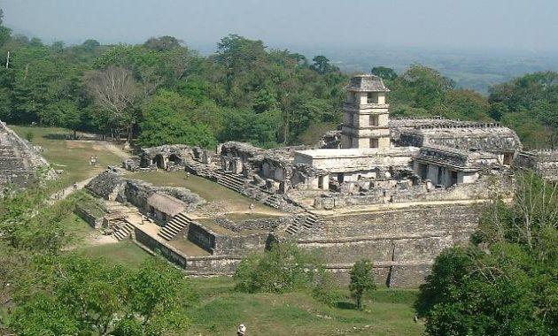 Hilangnya Suku Maya secara misteri