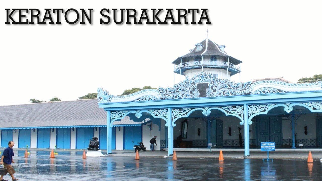 Hari Pertama di Surakarta Jawa Tengah