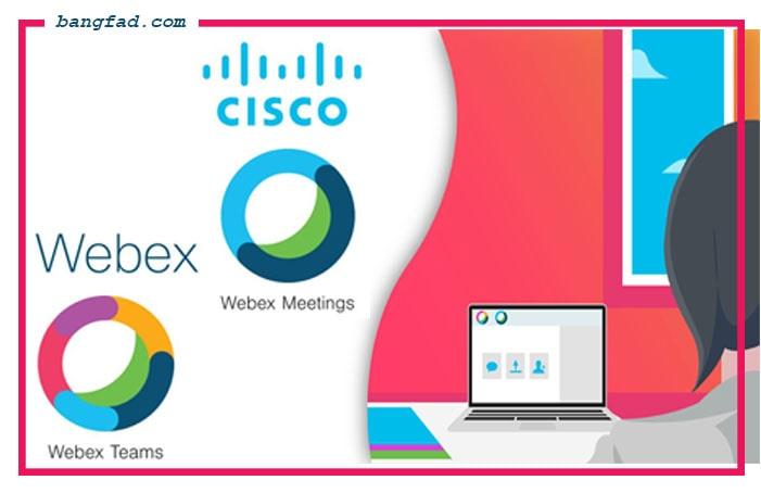 Video Conference Edukasi menggunakan Aplikasi Webex Cisco
