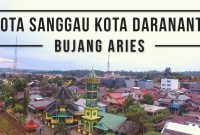 Tugas Luar di Kota Sanggau