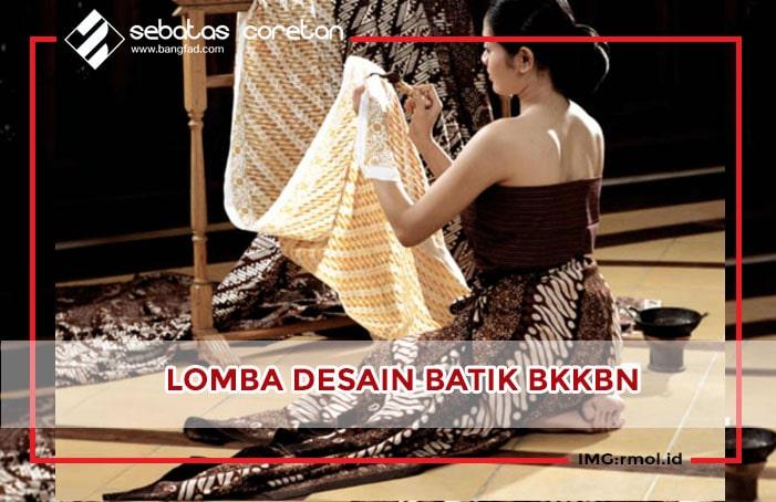 Lomba Desain Batik BKKBN